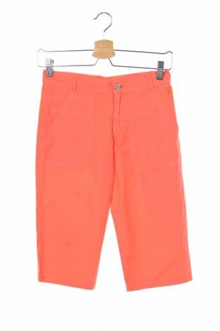 Pantaloni de copii Roberto Cavalli, Mărime 9-10y/ 140-146 cm, Culoare Roz, 100% bumbac, Preț 153,70 Lei