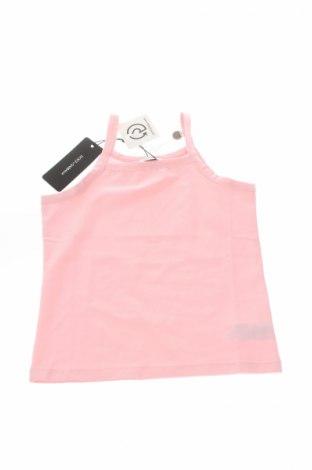 Detské tielko  Dolce & Gabbana, Veľkosť 9-10y/ 140-146 cm, Farba Ružová, 90% bavlna, 10% elastan, Cena  23,04€