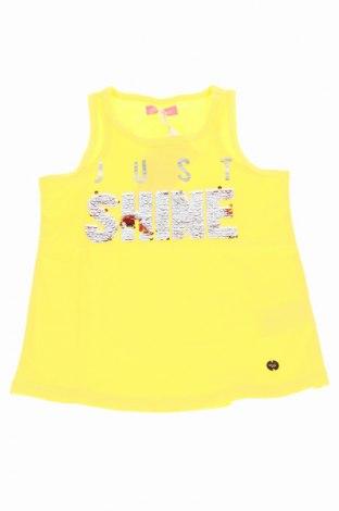 Detské tielko  Gaudi, Veľkosť 6-7y/ 122-128 cm, Farba Žltá, 95% bavlna, 5% elastan, Cena  15,52€