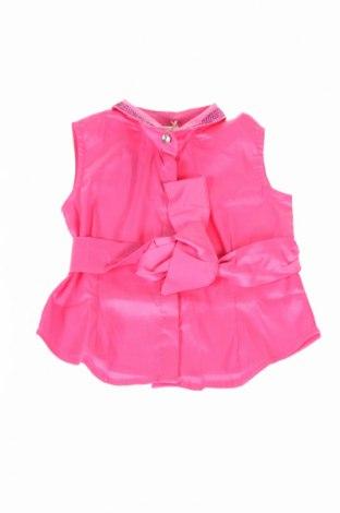 Detská košeľa  Microbe, Veľkosť 9-12m/ 74-80 cm, Farba Ružová, 70% bavlna, 26% polyamide, 4% elastan, Cena  16,96€