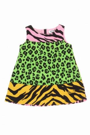 Детска рокля Moschino, Размер 3-6m/ 62-68 см, Цвят Многоцветен, 100% памук, Цена 75,20лв.