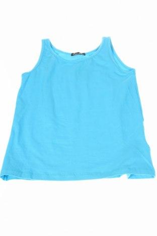 Detské tielko  Odi Et Amo, Veľkosť 5-6y/ 116-122 cm, Farba Modrá, 95% polyester, 5% elastan, Cena  9,38€