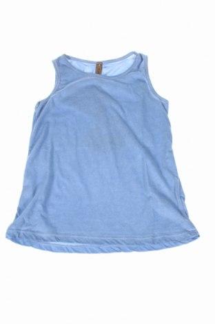Detské tielko  Please, Veľkosť 2-3y/ 98-104 cm, Farba Modrá, 50% bavlna, 50% polyester, Cena  16,70€