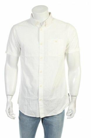 Pánska košeľa  Jack & Jones, Veľkosť L, Farba Biela, Bavlna, Cena  11,73€