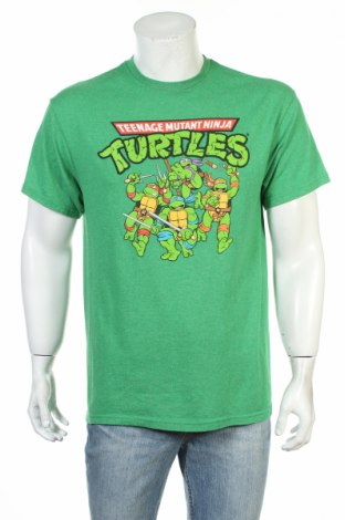 Męski T-shirt Turtles