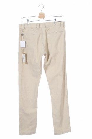 Мъжки джинси Magliaro, Размер M, Цвят Бежов, 100% памук, Цена 28,65лв.