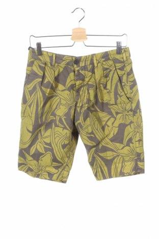Pantaloni scurți de bărbați Myths, Mărime S, Culoare Verde, Bumbac, Preț 125,43 Lei