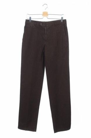 Мъжки панталон Gio Cipriani Collection, Размер S, Цвят Кафяв, Памук, Цена 300,75лв.