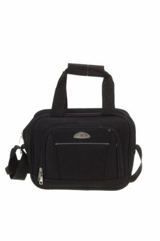 Τσάντα ταξιδιού, Χρώμα Μαύρο, Κλωστοϋφαντουργικά προϊόντα, Τιμή 6,06€