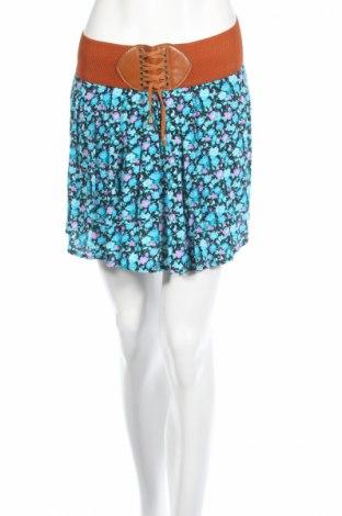Пола, Размер S, Цвят Многоцветен, 65% памук, 35% полиестер, Цена 5,44лв.