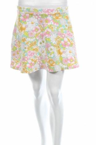 Φούστα Forever 21, Μέγεθος S, Χρώμα Πολύχρωμο, 95% βαμβάκι, 5% ελαστάνη, Τιμή 3,67€