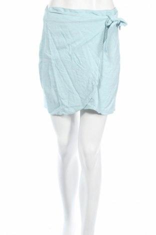 Φούστα Iben, Μέγεθος S, Χρώμα Μπλέ, 85% βισκόζη, 15% lyocell, Τιμή 4,93€
