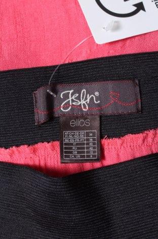 Пола Jsfn, Размер S, Цвят Розов, 60% полиестер, 40% вискоза, Цена 5,75лв.