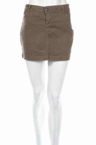 Пола Sinsay, Размер XL, Цвят Зелен, 98% памук, 2% еластан, Цена 7,77лв.