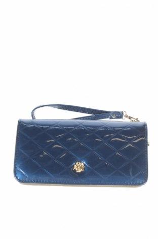 Πορτοφόλι, Χρώμα Μπλέ, Δερματίνη, Τιμή 5,29€
