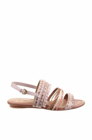 Sandále Aerin, Veľkosť 35, Farba Ružová, Pravá koža , Cena  94,46€