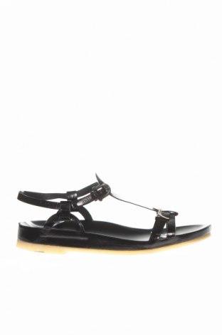 Sandały Roberto Del Carlo, Rozmiar 35, Kolor Czarny, Skóra naturalna, Cena 247,25zł