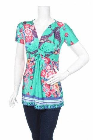 Γυναικεία μπλούζα Bodyflirt, Μέγεθος XS, Χρώμα Πολύχρωμο, 95% πολυεστέρας, 5% ελαστάνη, Τιμή 9,47€
