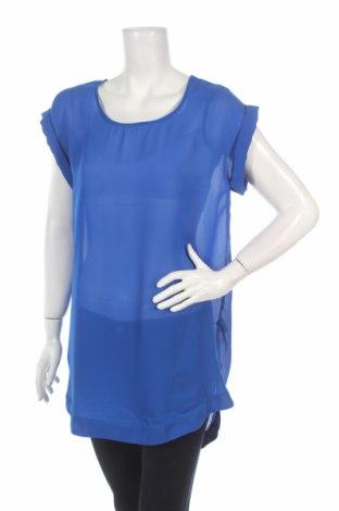 Τουνίκ H&M, Μέγεθος S, Χρώμα Μπλέ, 100% πολυεστέρας, Τιμή 4,29€