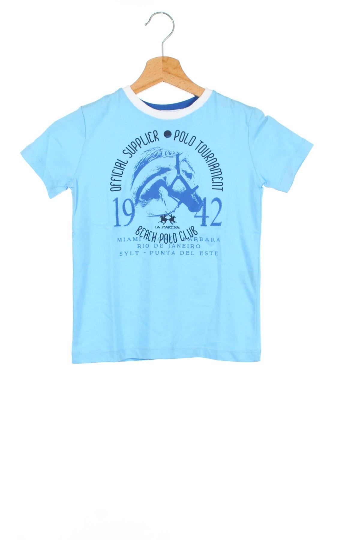Detské tričko La Martina
