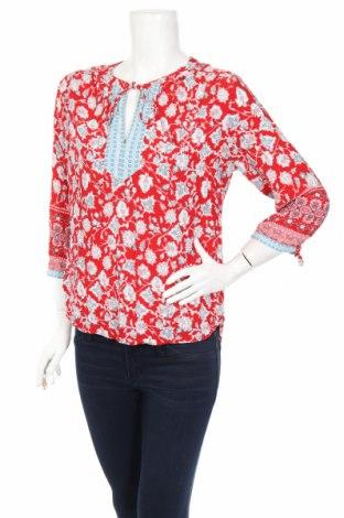 Дамска блуза Antilia Femme, Размер M, Цвят Многоцветен, Вискоза, Цена 11,34лв.