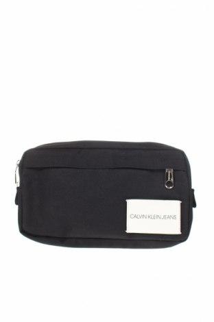 Geantă de brâu Calvin Klein Jeans, Culoare Negru, Textil, Preț 168,63 Lei