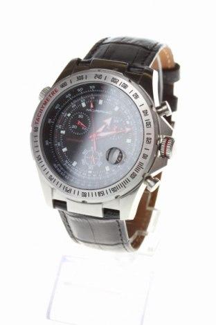 Ρολόι Morphic, Χρώμα Μαύρο, Γνήσιο δέρμα, μέταλλο, Τιμή 212,53€
