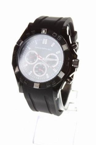 Ρολόι Morphic, Χρώμα Μαύρο, Σιλικόνη, μέταλλο, Τιμή 143,26€