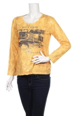 Дамска блуза, Размер M, Цвят Оранжев, Цена 14,41лв.