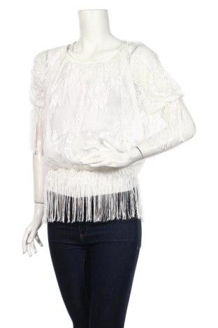 Дамска блуза Abitare, Размер S, Цвят Бял, Цена 3,31лв.