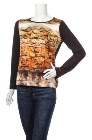 Дамска блуза Accent, Размер XS, Цвят Многоцветен, 92% коприна, 8% еластан, Цена 32,13лв.