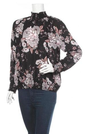 Дамска блуза Amisu, Размер L, Цвят Черен, 100% полиестер, Цена 19,95лв.