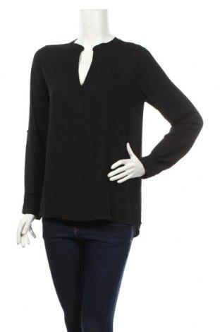 Дамска блуза Amisu, Размер S, Цвят Черен, 100% полиестер, Цена 19,95лв.