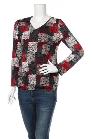 Дамска блуза Armand Thiery, Размер M, Цвят Многоцветен, 95% полиестер, 5% еластан, Цена 24,99лв.
