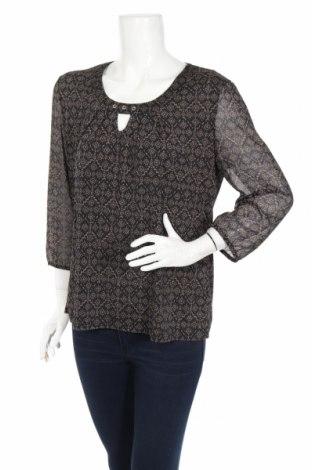 Дамска блуза Armand Thiery, Размер XL, Цвят Черен, 92% полиестер, 8% еластан, Цена 14,28лв.