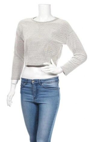 Γυναικεία μπλούζα Armani Exchange, Μέγεθος XXS, Χρώμα Λευκό, 52% βαμβάκι, 45% πολυεστέρας, 3% ελαστάνη, Τιμή 29,62€