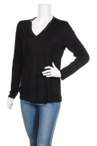Bluză de femei Armani Jeans, Mărime XXL, Culoare Negru, Viscoză, Preț 163,80 Lei
