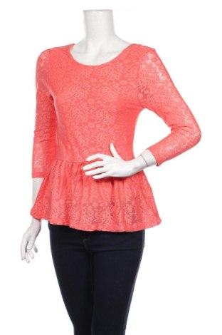 Дамска блуза Bik Bok, Размер L, Цвят Розов, 100% полиестер, Цена 18,52лв.