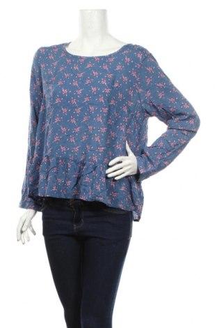 Дамска блуза Blue Motion, Размер M, Цвят Син, 100% вискоза, Цена 19,95лв.