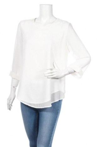Дамска блуза Charles Vogele, Размер L, Цвят Бял, Полиестер, Цена 15,12лв.
