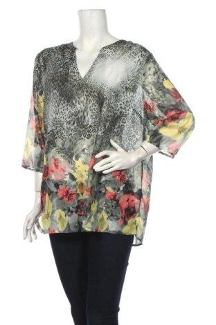 Дамска блуза Charles Vogele, Размер XL, Цвят Многоцветен, Полиестер, Цена 30,24лв.