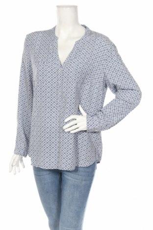 Дамска блуза Christian Berg, Размер L, Цвят Син, Вискоза, Цена 33,80лв.