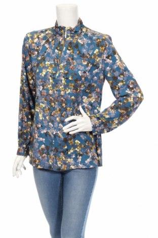 Дамска блуза Closet London, Размер L, Цвят Многоцветен, 97% вискоза, 3% еластан, Цена 41,60лв.