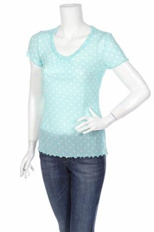 Дамска блуза Comma,, Размер M, Цвят Син, Полиамид, Цена 41,60лв.