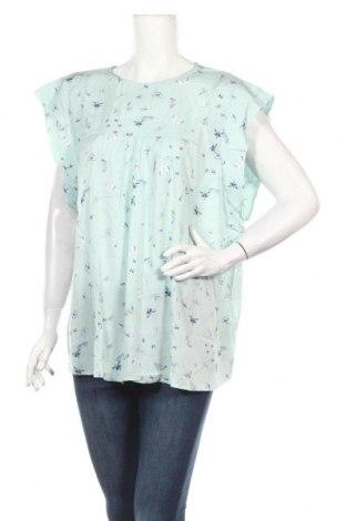 Γυναικεία μπλούζα Esprit, Μέγεθος M, Χρώμα Πράσινο, Βισκόζη, Τιμή 15,54€