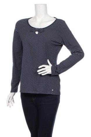 Дамска блуза Esprit, Размер XL, Цвят Син, 94% памук, 6% еластан, Цена 17,49лв.