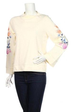 Γυναικεία μπλούζα Lindex, Μέγεθος S, Χρώμα Εκρού, Βαμβάκι, Τιμή 10,82€