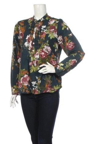 Дамска блуза Mark Adam, Размер L, Цвят Многоцветен, Памук, Цена 17,64лв.