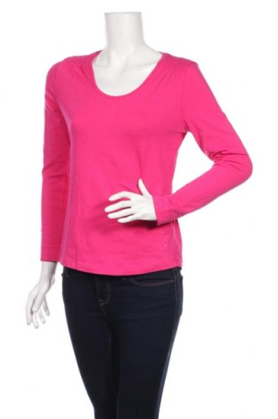 Дамска блуза Mark Adam, Размер S, Цвят Розов, 95% памук, 5% еластан, Цена 17,49лв.