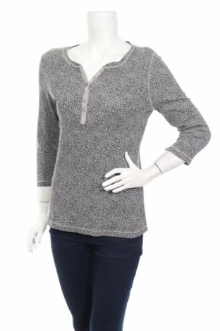 Дамска блуза Mark Adam, Размер M, Цвят Сив, 90% памук, 10% вискоза, Цена 16,07лв.